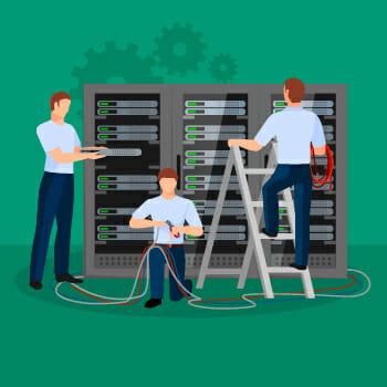 City-ICT Server Betreuung